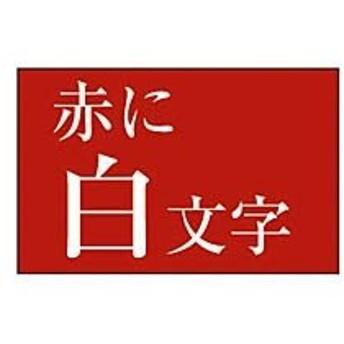 カシオ ラベルライター ネームランド テープ 9mm XR-9ARD 赤 白文字