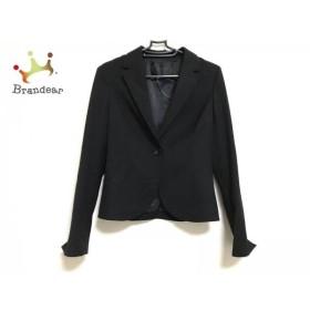 アンタイトル UNTITLED ジャケット サイズ2 M レディース 黒     スペシャル特価 20190530【人気】