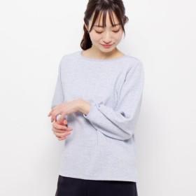 [マルイ]【セール】ラメツイードミックスプルオーバー/スマートピンク(smart pink)