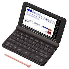 カシオ 電子辞書 エクスワード XD-SR3800 ブラック (1台)