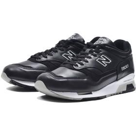 (NB公式)【ログイン購入で最大8%ポイント還元】 メンズ M1500 BK (ブラック) スニーカー シューズ(Made in USA/UK) 靴 ニューバランス newbalance