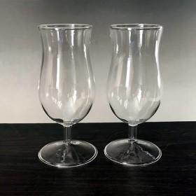 耐熱ガラスのステムグラス 7(ペアセット)