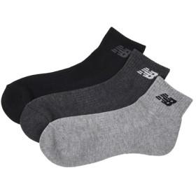 (NB公式)【ログイン購入で最大8%ポイント還元】 ユニセックス ミッドレングス3Pソックス (AS1 アソートカラー1) 靴下 ソックス ニューバランス newbalance
