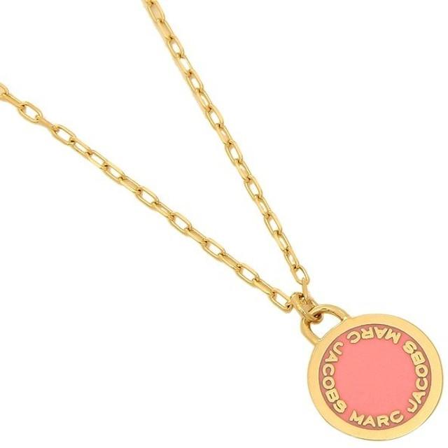 9f6836abd745 マークジェイコブス ネックレス アクセサリー レディース MARC JACOBS M0008546 625 ゴールド ピンク