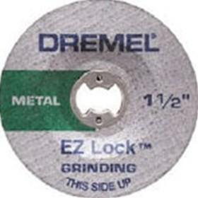 ボッシュ(BOSCH) EZ541GR ドレメル EZ-Lock研削用ホイール (2個入)
