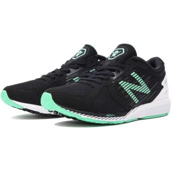 (NB公式) ≪ログイン購入で最大8%ポイント還元≫ NB HANZO R W E2 (EMERALD/BLACK) ランニングシューズ/靴 女性/レディース/ウィメンズ/women ニューバランス newbalance