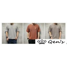 メンズ Tシャツ半袖 プリント サーフ系 ビター系 クルーネック アメカジ