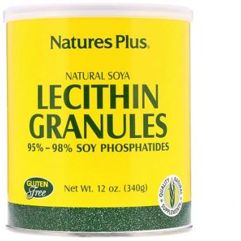 レシチン顆粒、 ナチュラル大豆、 12 oz (340 g)