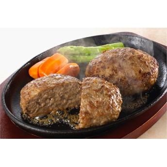 山形の「だし醤油」で食べる 山形牛100%ハンバーグ 120g×6個