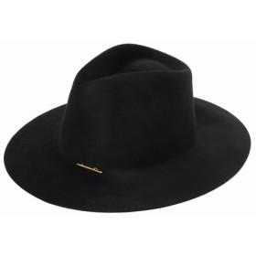 L'Appartement JANESSA LEONE HAT with PIN◆ ブラック フリー