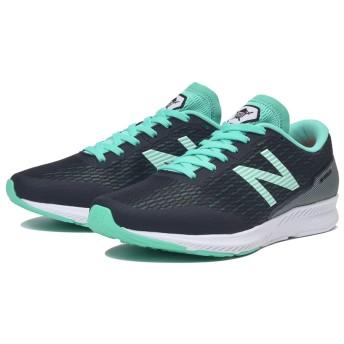 (NB公式) ≪ログイン購入で最大8%ポイント還元≫ NB HANZO T W E2 (GREEN) ランニングシューズ/靴 女性/レディース/ウィメンズ/women ニューバランス newbalance