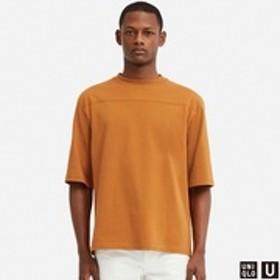オーバーサイズハーフスリーブTシャツ