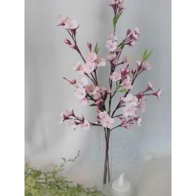 桜咲くキャンドルスタンド