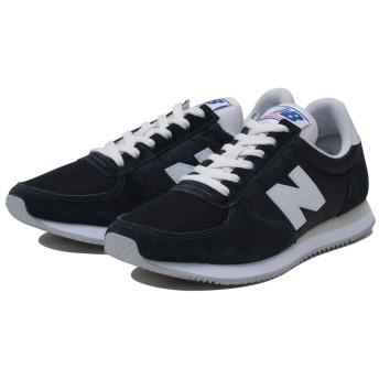 (NB公式)【ログイン購入で最大8%ポイント還元】 ユニセックス U220 BK (ブラック) スニーカー シューズ 靴 ニューバランス newbalance
