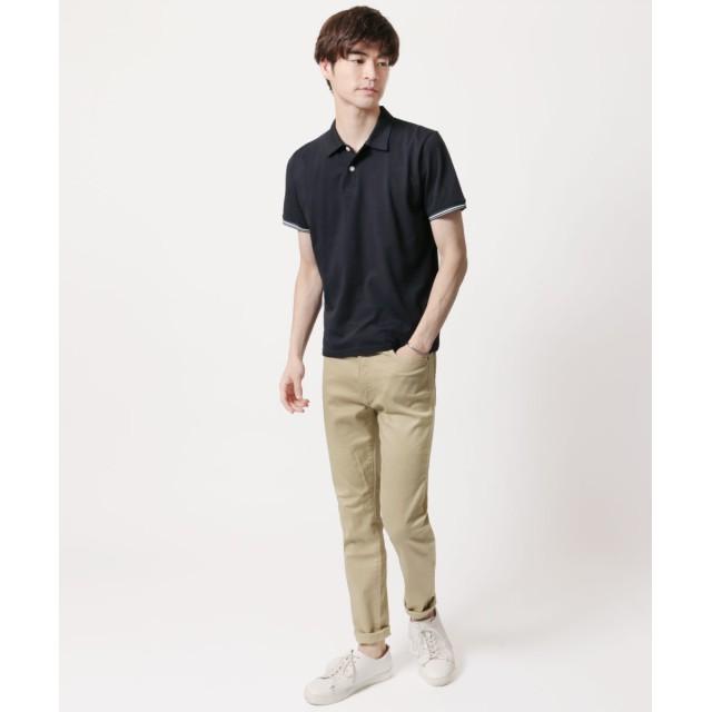 ポロシャツ - SPUTNICKS メンズ ポロシャツ メンズファッション 父の日 SPU別注 日本製 コーマ天竺 ライン ポロ Upscape Audience SPUアップスケープオーディエンス スプ