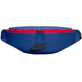 ナイキ(NIKE) バッグ ヘリテージ ヒップ パック インディゴフォース/ブラック/ブラック BA5750 438 ヒップバッグ ウエストポーチ スポーツバッグ かばん