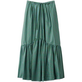 Weekend Max Mara チェックフレアスカート