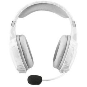 Trust Gaming 20864 GXT 322W Gaming Headset - white camouflage
