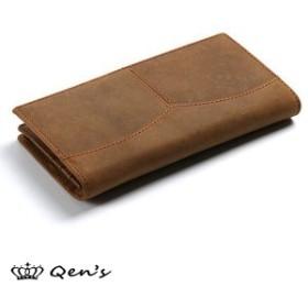 財布 長財布  メンズ 財布サイフ さいふ メンズ 牛革 本革 レザー 安い 多機能 大容量 ビジネス