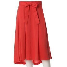 ef-de L / エフデ(エルサイズ) 《ef-de》フレアバックロングスカート