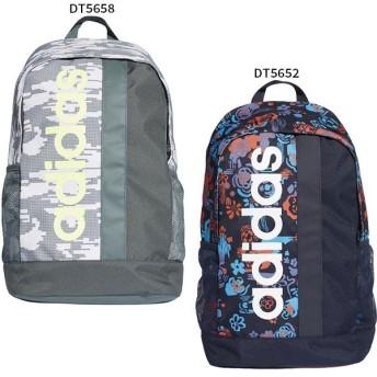 25L アディダス メンズ レディース リニアロゴ バックパック G リュックサック デイパック バッグ 鞄 FSX01 FSX04
