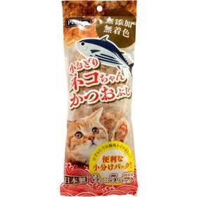ペットプロ 小おどりネコちゃんかつおぶし (3g5パック40コセット)