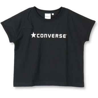 【50%OFF】 ブランシェス 星モチーフ半袖Tシャツ(90~150cm) レディース ブラック 100cm 【branshes】 【セール開催中】