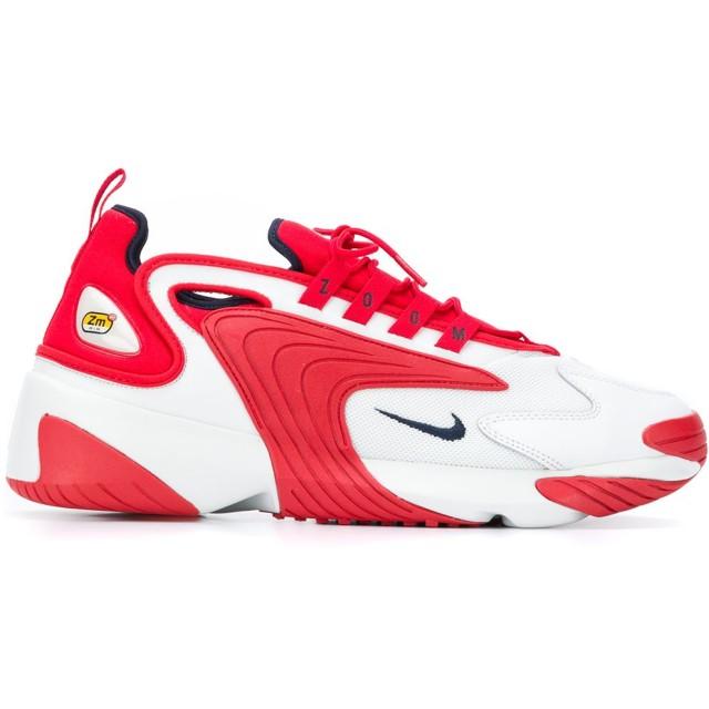 buy online 275e7 1fe44 Nike Zoom 2K スニーカー - レッド