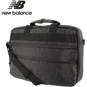 ニューバランス ブリーフケース 3WAY A4 メンズ 12100003 New Balance | 薄マチ キャリーオン リュックサック ビジネスリュック ショルダーバッグ