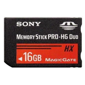 【SONY】[海外パッケージ]メモリースティック PRO-HG Duo 16GB MSHX16BT1(2326829)※代引不可【送料区分B】