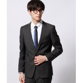 ニコルクラブフォーメン セットアップジャケット メンズ チャコールグレー M 【NICOLE CLUB FOR MEN】
