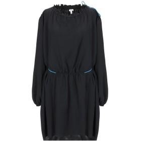 《セール開催中》LOEWE レディース ミニワンピース&ドレス ブラック XS ポリエステル 100%