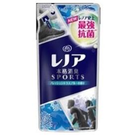 P&G Lenor(レノア) 本格消臭 スポーツ フレッシュシトラスブルー つめかえ用 (430ml) 柔軟剤