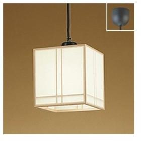 オーデリック LED和風ペンダントライト 白熱灯100W相当 電球色 OP035361LD