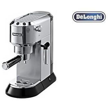 デロンギ デディカ エスプレッソ・カプチーノメーカー EC680 メタルシルバー 家電 キッチン家電 コーヒーメーカー・電動ミル au WALLET Market