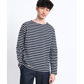 THE SHOP TK(Men)(ザ ショップ ティーケー(メンズ)) 【WEB限定】【USAコットン】バスクシャツ