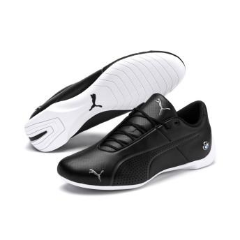 【プーマ公式通販】 プーマ BMW MMS フューチャーキャット ウルトラ メンズ Black-White-Gray Violet  SHOES PUMA.com