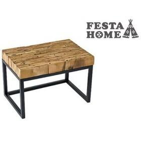 FESTA HOMEリサイクルウッドピールアップ レクトテーブル ライフスタイル インテリア・雑貨 インテリア雑貨 au WALLET Market