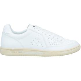 《期間限定 セール開催中》LE COQ SPORTIF レディース スニーカー&テニスシューズ(ローカット) ホワイト 39 紡績繊維