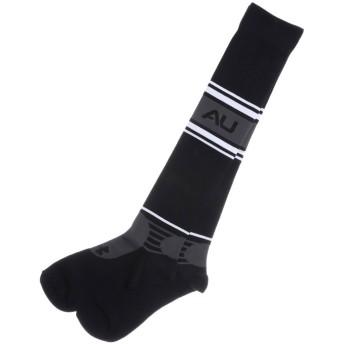 アンダーアーマー UNDER ARMOUR メンズ 野球 ソックス UA Jacquard Baseball Socks 1331521 (ブラック)