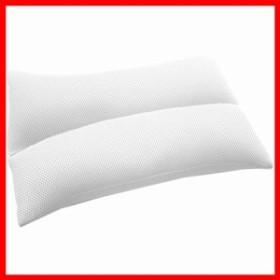 洗える抗菌枕 二つ折りタイプ 50×35cm【代引不可】[プラザセレクト]