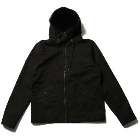 ジャケット・ブルゾン - SPUTNICKS 春 メンズファッション ストレッチ カツラギ フーデッドジャケット Buyer's Select バイヤーズセレクト