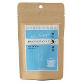 生活の木 私の30日茶 蒼のメグスリノキブレンド 1袋(7ヶ入) ハーブティー(ティーバッグ)