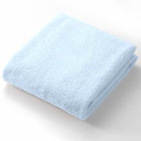 carari マイクロファイバーフェイスタオル 800×300mm ブルー