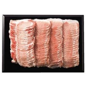 イベリコ豚 しゃぶしゃぶ用ロース 1kg SW010-716 食品・調味料 お肉 豚肉 au WALLET Market