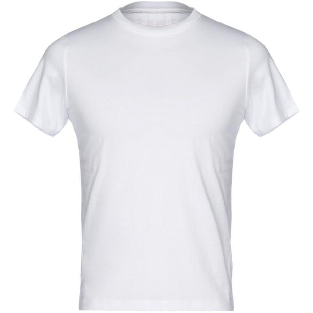 《セール開催中》ACNE STUDIOS メンズ T シャツ ホワイト XXS 100% コットン