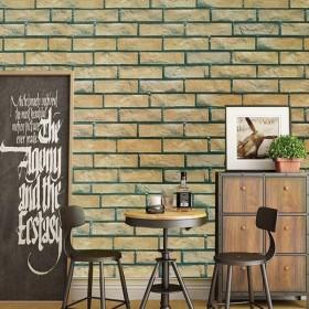 壁紙 DIY レンガ 壁紙リフォーム 接着シート 接着 壁装飾 リフォーム リメイク壁紙 m売り 寝室 リビング キッチン 雑貨