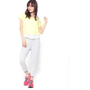 フィラ FILA レディース フィットネス チュニックシャツ Tシャツ・キャミ・ルーズボトム3点セット 348573