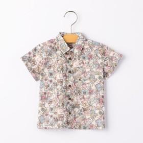 [マルイ]【セール】SHIPS KIDS:リバティ ベビー シャツ(80-90cm)/シップス キッズ(SHIPS KIDS)