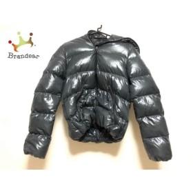 デュベティカ DUVETICA ダウンジャケット サイズ50 M メンズ DIONISIODUE ダークグレー 冬物        値下げ 20191010